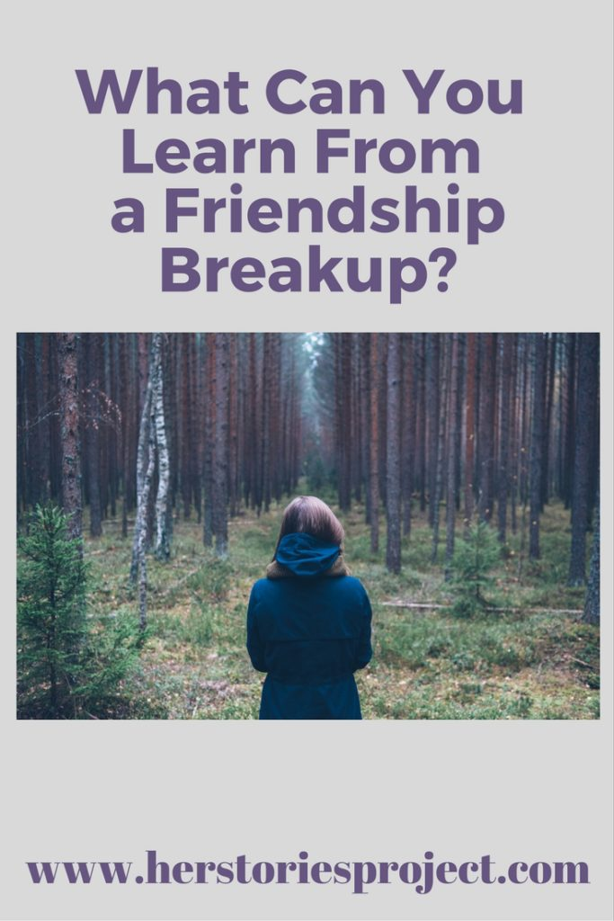 friendship breakup lessons