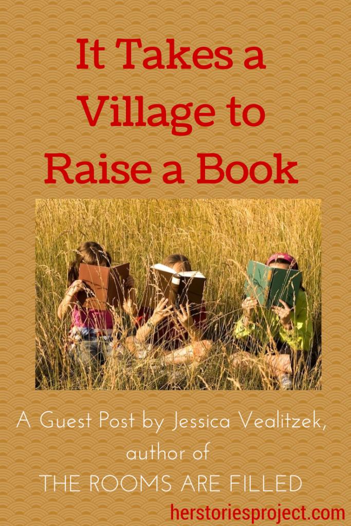 It Takes a Village to Raise a Book (1)