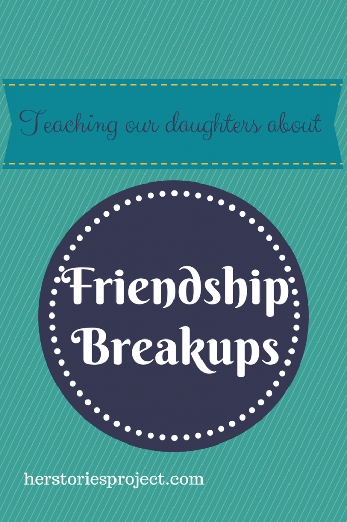 Friendship Breakups