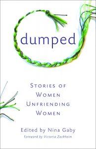Dumped book cover