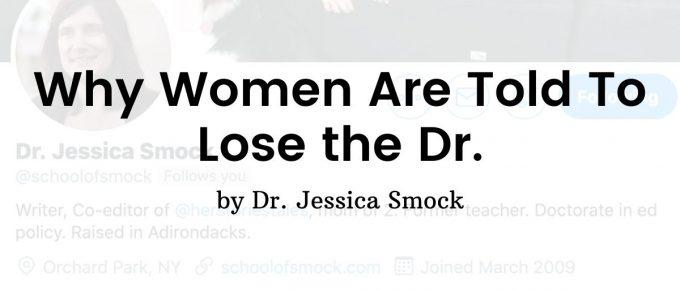 dr jessica smock
